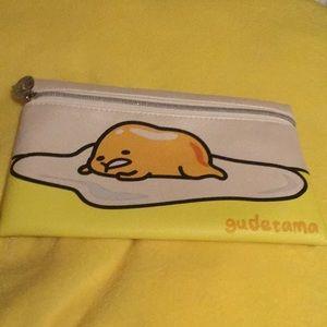 Gudetama Ipsy pouch